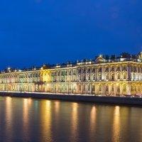 Дворцовая набережная, д. 38, Санкт-Петербург, Россия :: Максим Хрусталев