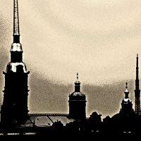 Город на Неве 11 :: Елена Куприянова