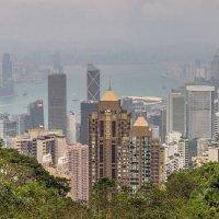 Туманный Гонконг. :: Edward J.Berelet