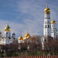 Золотые купола :: Светлана