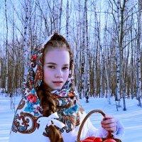 Русская красавица :: Трушкина Наталья