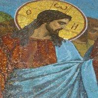 Фрагмент мозаики Нагорная проповедь :: Raduzka (Надежда Веркина)