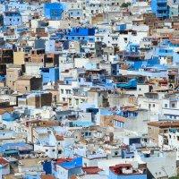 Синий город шефшауэн :: Просто Яна