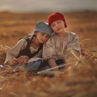 collective farmer :: Malika Normuradova