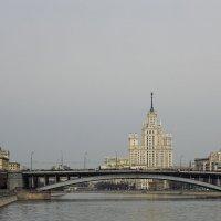 Большой Краснохолмский мост :: Сергей Фомичев
