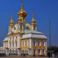 Солнечный день в Петергофе... :: Sergey Gordoff