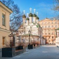 Церковь Михаила и Федора Черниговских :: Юлия Батурина