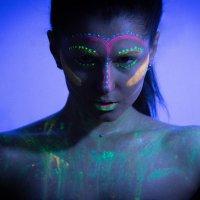 Фотосъемка в фотолюминесцентнтном свечении :: Евгений Третьяков