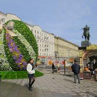 на улицах Москвы :: ИРЭН@ .