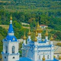 Храм Ахтырской Иконы Божьей Матери :: Руслан Васьков