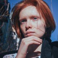 хм :: Дарья Рядина