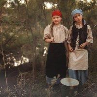 """""""Колхозницы"""" (Collective farmers......) :: Malika Drobot"""