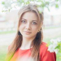 Катя :: Алексей Жариков