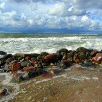 Балтийские камушки :: Сергей Карачин