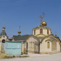 Свято-Николаевский мужской монастырь (строится) :: Александр Рыжов