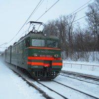 ВЛ11 - 816А :: Сергей Уткин