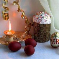 С Праздником светлой Пасхи! :: Татьяна Смоляниченко