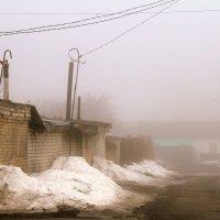 Туман :: Елена Минина