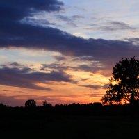 закат в Частоостровском лето :: Руслан А