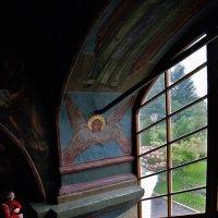 ...у врат обители святой..... :: Валентина Харламова