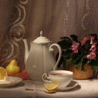 Чай с лимоном :: Маргарита Епишина