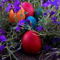 Яйцо-символ жизни на земле! :: Mila .