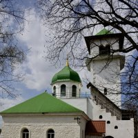 Михайло-Афонский монастырь :: Геннадий Титов