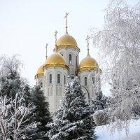 Храм Всех Святых на Мамаевом Кургане :: Ежи Сваровский