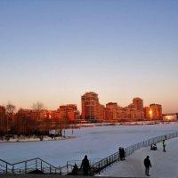 городской пейзаж :: ольга хакимова