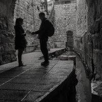 На входе в подземелья Иерусалима :: Иван К