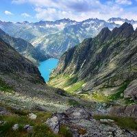 а горы все круче... :: Elena Wymann