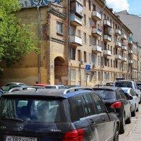 Даев переулок в Москве :: Игорь Белоногов
