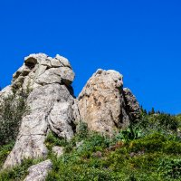 Гордые камни :: Светлана SvetNika17