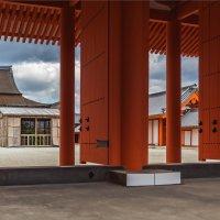 Императорский дворец в Киото (2) :: Shapiro Svetlana