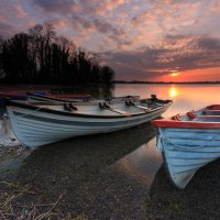 Озеро Owel, Ирландия :: Евгений Бутусов
