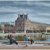 Спокойный Париж 2008 года :: Aare Treiel