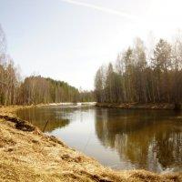 По Чусовой....У подножия горы Тёплой. :: Анна Суханова