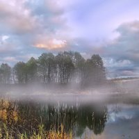 Осенние теплые туманы :: Лара Симонова