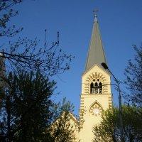 Лютеранская церковь Петра и Павла :: Анна Воробьева