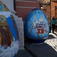 Пасхальные яйца :: Елена Жукова