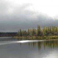 серебряное озеро :: Алексей Логинов