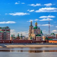 Мой любимый город :: Андрей Гриничев