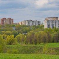 Май в Царицыно :: Владимир Жданов
