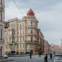 СПб. Кокушкин мост. Столярный переулок :: Виктор Орехов