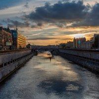 Санкт-Петербург, Обводный канал :: Александр Дроздов