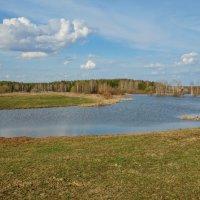 Озеро Плотинка :: Алексей Сметкин