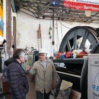 Музей шахтеров, экскурсоводом один из двух оставшихся в живых (на этой  шахте) шахтеров :: Татьяна Манн