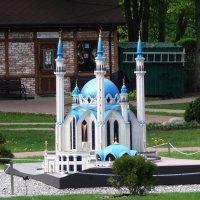 Мечеть Кул-Шариф, Казанский Кремль :: Маргарита Батырева