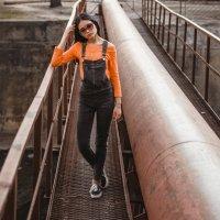 На мосту :: Vovick Photick
