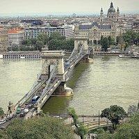 Цепной мост Сечени :: Ольга